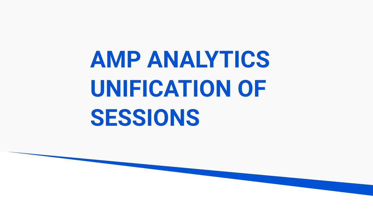 amp analytics